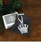 Beatriz Ball Holiday  Crown Ornament