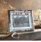 Beatriz Ball Photo Frame Equestrian Snaffle Bit
