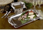 Beatriz Ball Western Antlers Square Tray - Small
