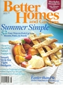 Better Homes and Gardens Magazine - August 2008