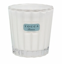 Bianca Small Candle 3oz Green Tea Lemon by Tocca
