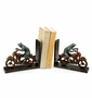 Bike Frog Bookends by SPI Home