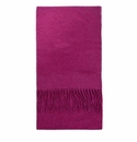 Birchwood Cormullen Purple Lambswool Scarf
