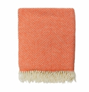 Birchwood Foxford Charlottes Herringbone Wool Throw