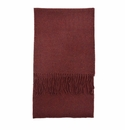 Birchwood Hawthorn Hill Brick Lambswool Scarf