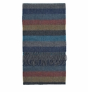 Birchwood Hawthorn Hill Stripe Lambswool Scarf