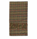 Birchwood Stonehall Houndstooth Lambswool Scarf