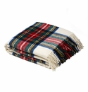 Birchwood Wales Dress Stewart New Wool Throw