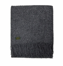 Birchwood Wales Slate New Wool Throw