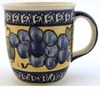 Boleslawiec Polish Pottery 12 oz Mug - Design DU8