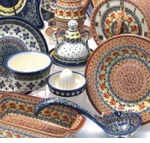 Boleslawiec Polish Pottery Dinnerware - Save 30%
