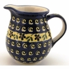 Boleslawiec Polish Pottery Medium Pitcher - Design 175A