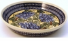 Boleslawiec Polish Pottery Pie Plate - Design DU8