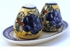 Boleslawiec Polish Pottery Salt & Pepper Set - Design DU8