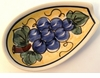 Boleslawiec Polish Pottery Spoon Rest - Design DU8