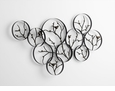 Branch Out Bronzed Iron Wall Decor by Cyan Design