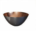 Bronze Copper Round Bowl Home Decor