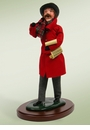 "BYERS' CHOICE 15"" WALKING CAROLING MAN"