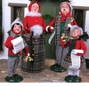 Byers' Choice Carolers