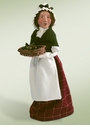 Byers Choice Carolers Mrs. Cratchit Doll