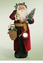 Byers Choice Carolers Old English Santa Doll