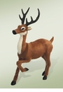 Byers Choice Carolers Reindeer Doll