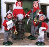 Byers' Choice Carolers Sale - 25% Off!