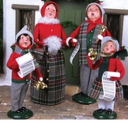 Byers' Choice Carolers Sale - 50% Off!