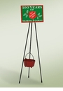 Byers Choice Carolers Salvation Army Kettle with Tripod Doll