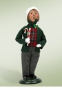 Byers Choice Carolers Traditional Boy Doll