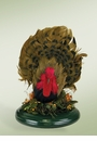 Byers Choice Carolers Turkey on Bases Dolls