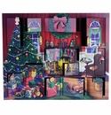 Byers Choice Fireside Advent Calendar