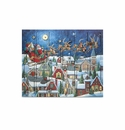 Byers Choice Santa�s Sleigh Advent Calendar