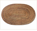 Calaisio Oval Basketweave Placemat 18x13