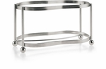 Caldrea Empty Petite Stainless Sink Caddy