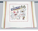 Cat Studio Dish Towel - Route 66