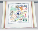 Cat Studio State Dish Towel - West Virginia