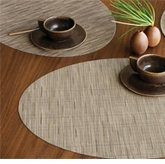 Chilewich Bamboo Placemats & Table Runners