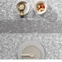 Chilewich Metallic Lace Placemats & Table Runners