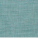 Chilewich Mini Basketweave Floormat 26x72 - Turquoise