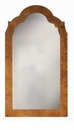 Chippendale Wood Finish Mirror Home Decor