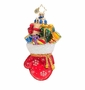 Christopher Radko A Handful of Gifts Ornament
