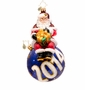 Christopher Radko A Year for Cheer Ornament