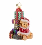Christopher Radko All Stacked Up Ornament