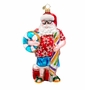 Christopher Radko All Summer Santa Ornament
