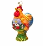 Christopher Radko Barnyard Burner Ornament