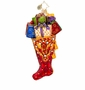 Christopher Radko Beautifully Stocked Stocking Ornament