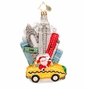 Christopher Radko Big Apple Sights Ornament