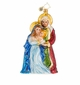 Christopher Radko Blessed Beginning Nativity Ornament