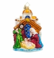 Christopher Radko Blessed Gift Nativity Ornament